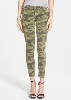 Hudson Jeans 'Krista' Crop Jeans (Solimar Camo)