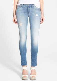 Hudson Jeans 'Krista' Low Rise Super Skinny Jeans (Seized 2)