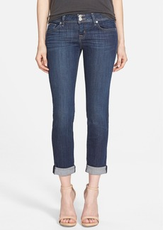 Hudson Jeans 'Ginny' Rolled Crop Jeans (Outpost)