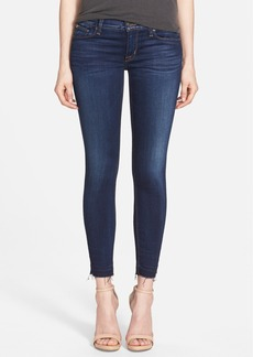 Hudson Jeans 'Krista' Raw Hem Crop Jeans (Revelation)