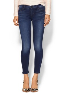 Hudson Jeans Krista Skinny Crop Jean