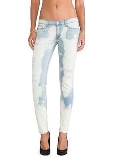 Hudson Jeans Krista Skinny in Thrashed