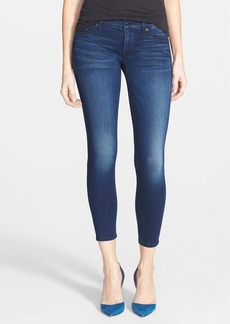 Hudson Jeans 'Krista' Super Skinny Crop Jeans (Contrary)