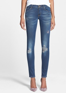 Hudson Jeans 'Krista' Super Skinny Jeans (Addicted)