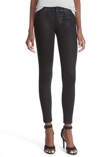 Hudson Jeans 'Krista' Super Skinny Jeans (Black)