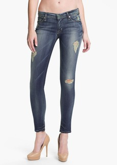 Hudson Jeans 'Krista' Super Skinny Jeans (Blondie)