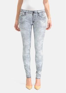 Hudson Jeans 'Krista' Super Skinny Jeans (Crystal Ball)