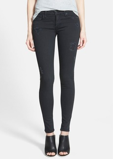 Hudson Jeans 'Krista' Super Skinny Jeans (Dystopia)