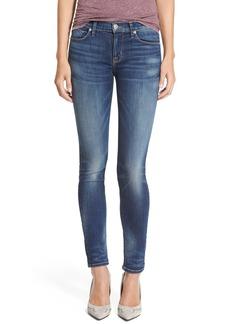 Hudson Jeans 'Colette' Super Skinny Jeans (Indigo Aster)