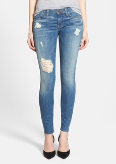 Hudson Jeans 'Krista' Super Skinny Jeans (Undercut)