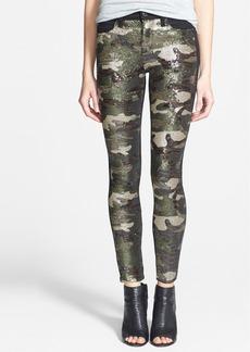 Hudson Jeans 'Krista Vice Versa' Sequin Skinny Jeans (Bang Bang)