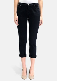 Hudson Jeans 'Leigh' Boyfriend Jeans (Night Train)