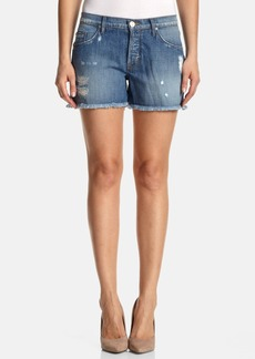 Hudson Jeans 'Libertine' Cutoff Boyfriend Shorts (May This Be Love)