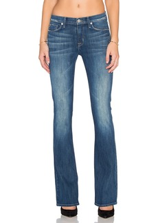 Hudson Jeans Love Mid Rise Bootcut