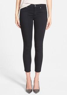 Hudson Jeans 'Luna' Super Skinny Jeans (Black Sands)