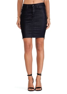 Hudson Jeans Marianne Pencil Skirt