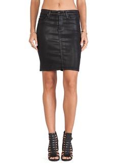 Hudson Jeans Mattie Pencil Skirt