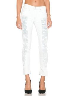 Hudson Jeans Melissa Mid Rise Crop Skinny