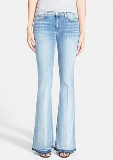 Hudson Jeans 'Mia 5' Flare Jeans (Indigo Haze)
