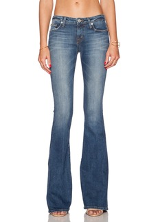 Hudson Jeans Mia Five Pocket Flare