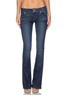 Hudson Jeans Midrise Bootcut