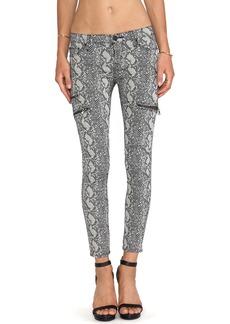 Hudson Jeans Mystic Skinny Crop