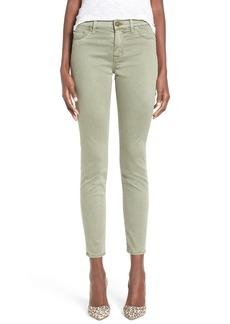 Hudson Jeans 'Nico' Ankle Super Skinny Jeans (Earth Works)