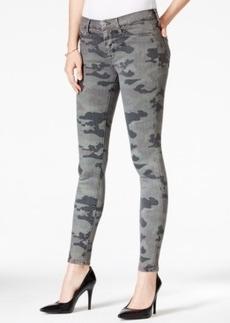 Hudson Jeans Nico Camo-Print Skinny Ankle Jeans