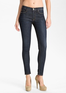 Hudson Jeans 'Nico' Mid Rise Skinny Jeans (Abbey)