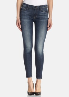 Hudson Jeans 'Nico' Mid Rise Skinny Jeans (Glam)