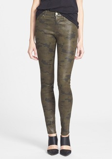 Hudson Jeans 'Nico' Mid Rise Skinny Stretch Jeans (Incognito Camo)