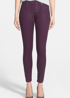 Hudson Jeans 'Nico' Mid Rise Skinny Stretch Jeans (Mulberry Wax)