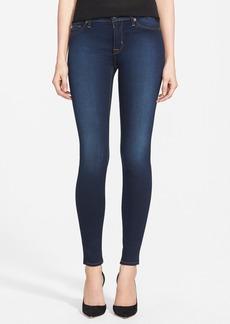 Hudson Jeans 'Nico' Mid Rise Super Skinny Jeans (Shambles 2)