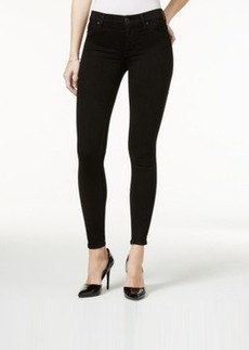 Hudson Jeans Nico Skinny Black Wash Jeans