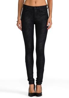 Hudson Jeans Nico Skinny in Black