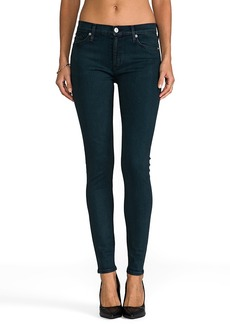 Hudson Jeans Nico Skinny in India Green