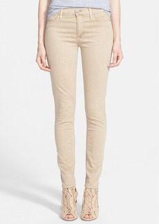 Hudson Jeans 'Nico' Skinny Overdyed Jeans (Natural Wash)