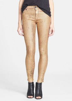 Hudson Jeans 'Nico' Skinny Stretch Jeans (Second Skin)