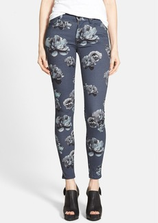 Hudson Jeans 'Nico' Skinny Stretch Jeans (Venice Bloom)
