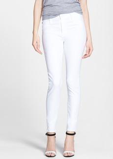 Hudson Jeans 'Nico' Skinny Stretch Jeans (White)