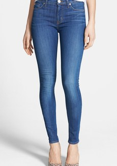 Hudson Jeans 'Nico' Super Skinny Jeans (Stepping Stone)