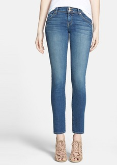 Hudson Jeans 'Nicole' Ankle Skinny Jeans (Hollywoodland)