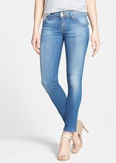 Hudson Jeans 'Nicole' Ankle Skinny Jeans (Worship Me)
