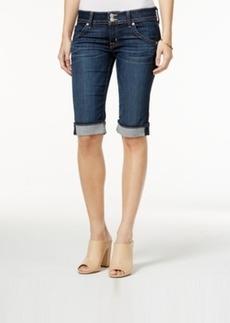 Hudson Jeans Palerme Denim Bermuda Shorts