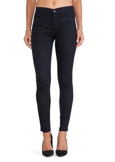 Hudson Jeans Quinn High Waist Super Skinny
