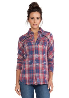 Hudson Jeans Ryan Button Up Shirt