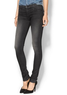 Hudson Jeans Shine Midrise Skinny Jean