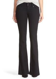 Hudson Jeans 'Signature' Bootcut Jeans (Black Indigo)