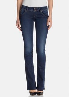 Hudson Jeans Signature Bootcut Jeans (Limelight)