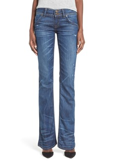 Hudson Jeans 'Signature' High Rise Bootcut Jeans (Spy)